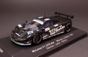 IXO McLaren F1 GTR in 1/43 scale by Firehawk73-2012