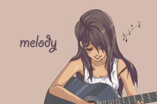 Melody by naruchaaan