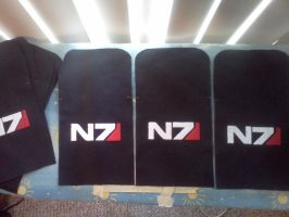 Preview: Mass Effect Phone Cases by Monostache