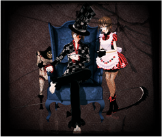 -MMD- Clubs Suit by MariMariD