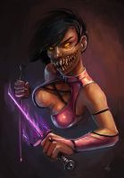 Mileena New by Reiamina