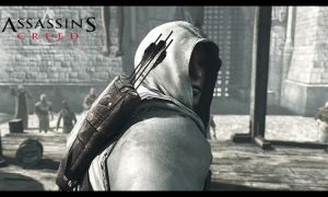 Assassin's Creed - Altair by Starflare1984