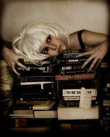 Addiction to Books by t-bone-tory
