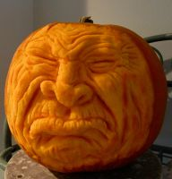 Happy Early Halloween Mr Grump by thebigduluth
