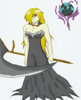 GA - Cherie The Grim Reaper by Wolfgerlion