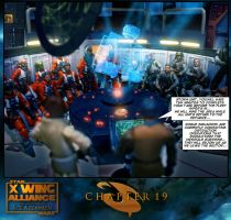 X-Wing Alliance art Chapter 19 by hangarbay94