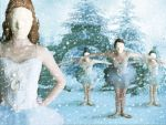 The Snow Ballet by TheFantaSim