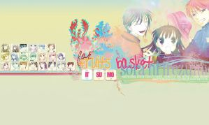 For Fruits Basket - Itsumo ver by Miyukia