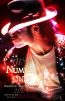 AMA 2009 Number ONES Poster by edytagraphic