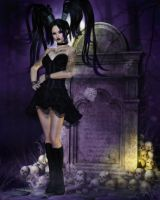 Widow's Web by RavenMoonDesigns