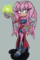 Sky- Sonic Boom Style 01 by Sky-The-Echidna