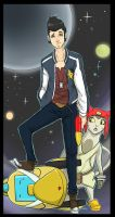 Space Dandy by Dericules