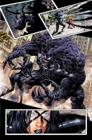 Thunderbolts 114: Venom by Summerset