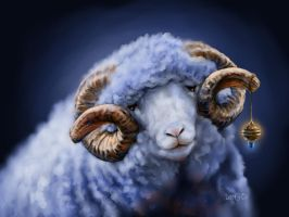 talisman RAM by Animal75Artist