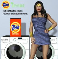 WW: Tide With Kryptonite by hotrod5