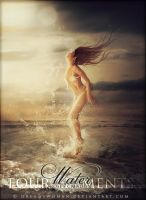 Water - Four Elements by dreamswoman