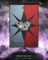 Dota2 TI4 Banners - DK by goldenhearted