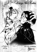 IchiRuki_AfterBattle_Ai by lykishkeane