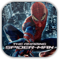 Amazing Spider Man Game Icon by Wolfangraul