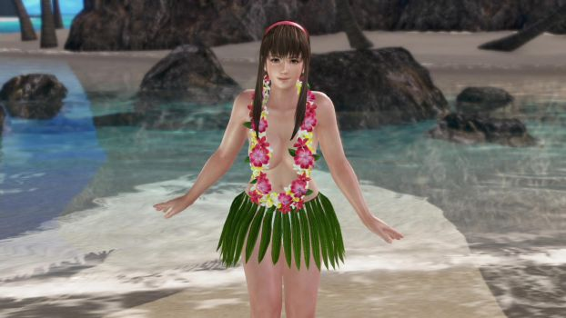 Dead Or Alive Xtreme 3 Fortune Hitomi Memories #12 by HawkHQ