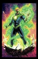 green_lantern_earth_2_by_joeprado XGX by knytcrawlr