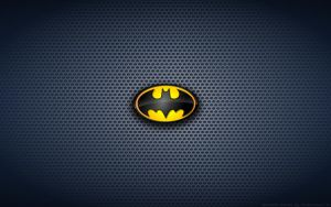 Wallpaper - Batman 'Modern Age' Logo by Kalangozilla