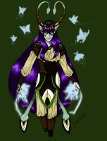 Male Luki color  by LedyRaven
