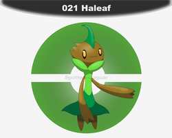 021 - Haleaf by Spotted--Jaguar