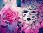 Mask of Reality. by latteinpolvere