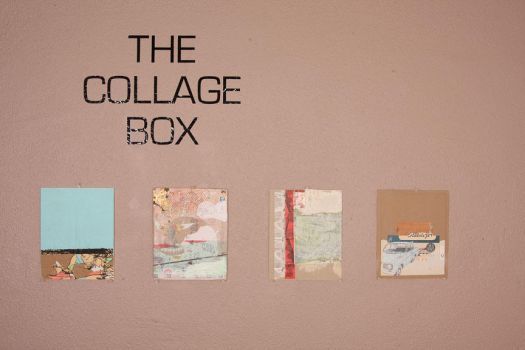 portland show by the-collage-box