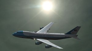 Air Force One by Emigepa