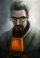 Gordon Freeman for Arbol-6 by DesireeNavarro