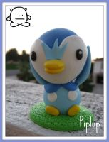 Piplup by cupcakecutiefriends