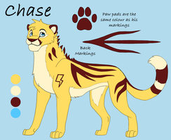 Chase Reference by ripple09