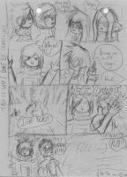 Silly sunglasses stealan comic by AkariMMS