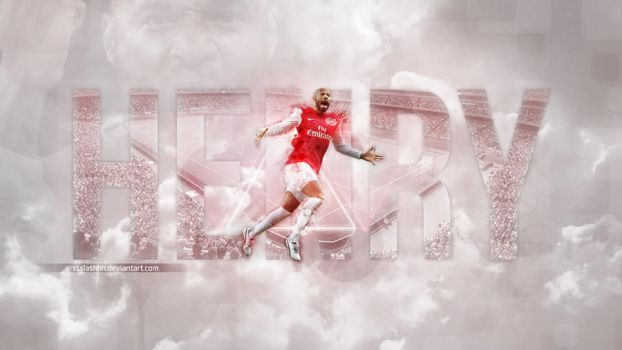 THIERRY HENRY by ssslashhh