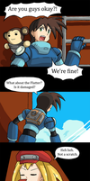 Megaman Legends Page 1-End by DKLreviews