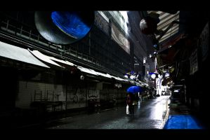 cold Ueno by recep-bg