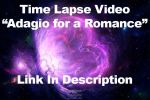 Painting Time Lapse Video - Adagio for a Romance by cosmicspark