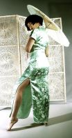 Vintage Moonlily by brenli