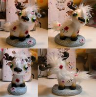 Finished Raffy Custom by loveandasandwich