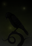 Wrona || Crow by Botteled-Wolf