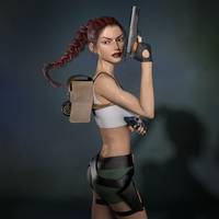 Classic Raider 8 by tombraider4ever