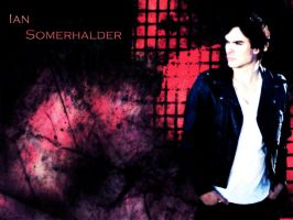 Ian Joseph Somerhalder by Lauren452