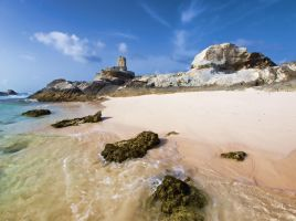Chimney beach 6 by peterpateman