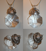 Final Fantasy IX - Crystal Pendant *FINAL* by DemonKaizoku