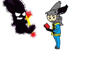 shadow and normal wilfre by WILFRE-IS-AWESOME