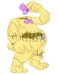 Golden Freddy by pato-ki