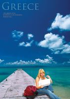 Vacation in Greece - poster 2 by sthalassinos