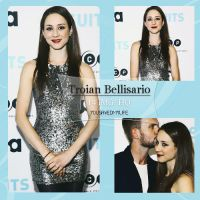 Photopack 16: Troian Bellisario. by yousavedmylife